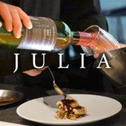 イノベーティブ レストラン【JULIA】が提案する【くれなゐににほふ】のペアリング
